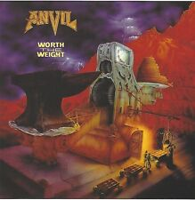 ANVIL / WORTH THE WEIGHT - CD 1992