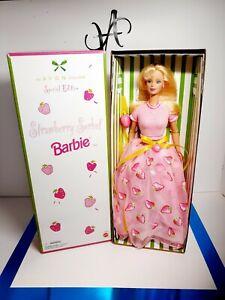 Stawberry Sorbet Barbie Avon Exclusive 1998 Mattel #20317 NRFB