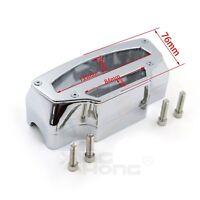 1 pcs CNC Aluminum Tach Tacho Gauge Meter Housing Cover For 10-14 SUZUKI VZR1800