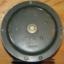 Early Shakespeare Russell No. 1895 Fly Fishing Reel Model GE