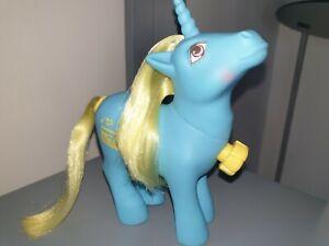 My Little Pony Dance & Prance DJ 🎤🎶 Lovely Condition G1 Vintage 80s