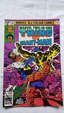 Marvel Comics Marvel Two In One #55 September 1979 Thing & Giant Man Byrne VF