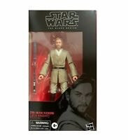 "Star Wars The Black Series OBI-WAN KENOBI #111 AOTC 6"" Action Figure"