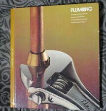 Time-Life Plumbing 1979 Home Repair and Improvement Book