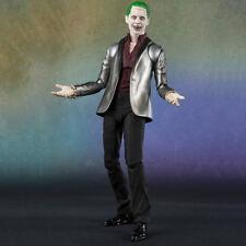 Suicide Squad Joker Set Action Figure Model PVC Figures Toy 15cm Gift Home Decor