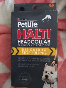 Petlife Halti Head Collar Bnip Sz S FREE PPST (l)