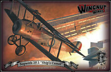 "Wingnut Wings 1/32 Sopwith 2F.1 ""Ship's""Camel"" High Quality Kit Set 32076 OOP"