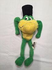 1997 Warner Brothers Store Looney Tunes Beanie Plush Michigan J Frog