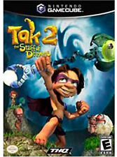 Tak 2 The Staff Of Dreams Nintendo Gamecube Game Complete