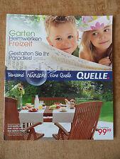 Letzte Ausgabe- Quelle-Katalog. Garten-Heimwerken-Freizeit,