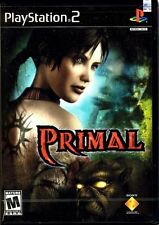 Primal (Sony PlayStation 2, 2003) - Versión Europea