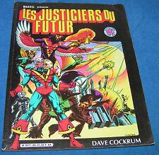 Les justiciers du futur  Edition  Lug