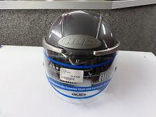 HJC Motorrad Jet Helm ARTY anthrazit; Gr. S