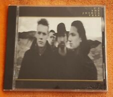 U2 THE JOSHUA TREE CD EUC STREETS HAVE NO NAME WITH OR WITHOUT YOU
