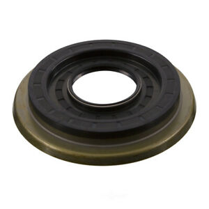 Axle Shaft Seal Rear National 711078