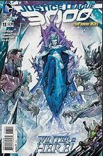 Justice League 3000 nº 13/2015 the new 52!