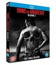 Sons of Anarchy Season 7 Blu-ray The Complete Seventh Series Seven SOA
