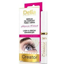 Serum Eyelash Growth Lash Longer Eyelashes Delia Visible Effects in 15 Days