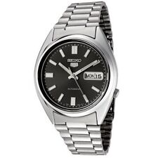 Seiko 5 Stainless Steel Case Adult Wristwatches
