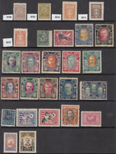 Lithuania pre-1930 mint hi val selection 26 diff stamps cv $59