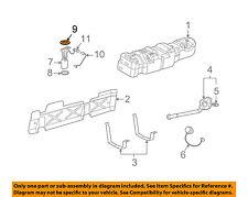 GM OEM Fuel System-Fuel Pump Retainer 10325852