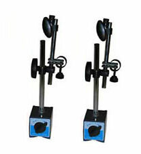 ( 2 Pack ) 3 - Heavy Duty Magnetic Base For Dial Indicators 132lbs Tool