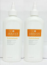 CUTICLE AWAY 6oz/177ml - cnd- Cuticle Remover- Lot of 2
