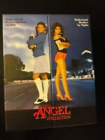 The Angel Collection -- Limited Edition Vinegar Syndrome Blu-ray Boxset -- NEW