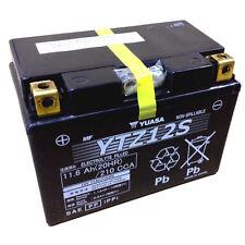 Yuasa YTZ12S 11Ah Batterie de moto Sans Entretien pour BMW HONDA & KAWASAKI