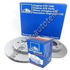 ATE Bremsscheiben + ATE Bremsbeläge hinten VW  226x10mm  4-Loch ohne ABS-Ring