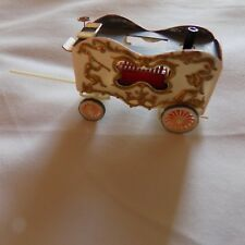 Vintage Vehicles in HO Scale Calliope Circus Wagon Kit #764-6 NOS