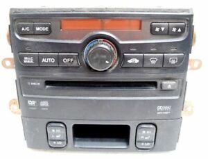 03 04 05 HONDA PILOT ODYSSEY CD DVD  PLAYER RADIO CLIMATE CONTROL
