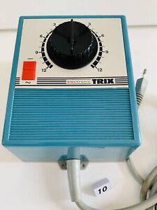 TRIX - 56-5501-00 Electronic Trafo 220V - 14VA Gleichstrom
