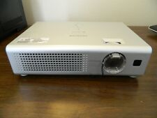 Hitachi CP-RS56 Multimedia LCD Projector, Parts or Repair.