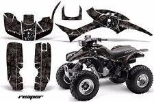 ATV Graphic Kit Quad Decal Wrap For Honda Sportrax TRX300EX 1993-2006 REAPER BLK