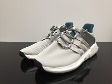 New Mens Adidas Originals EQT Boost Support 93/17 Shoes Size 9 Grey CQ2395