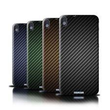 Étuis, housses et coques verts HTC en fibre de carbone pour téléphone mobile et assistant personnel (PDA)