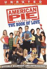 AMERICAN PIE PRESENTS: THE BOOK OF LOVE NEW DVD