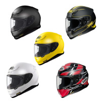 Shoei RF-1200 Full Face Motorcycle Street Helmet Snell Approved