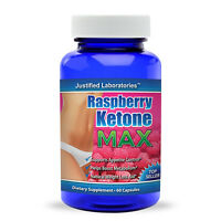 Pure Raspberry Ketone Lean Advanced 1200 mg  Diet Weight Fat Loss Pills 60 Caps