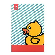 B.Duck A5 Size Lined Notebook Note Pad School Supply : Big Duck
