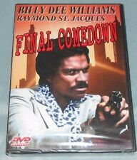 Final Comedown, Billy Dee Williams, DVD, NEW!