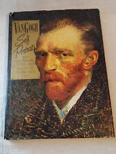 Van Gogh Self Portraits Accompanying Letters From Vincent Brother Theo Book D6