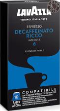 100 capsule Lavazza Espresso Dek Ricco compatibili Nespresso®