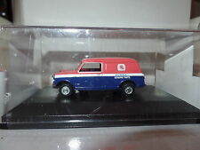 Oxford MV026 1/43 Scale Mini Van Minivan BMC Austin Morris MG Parts Service MIMB