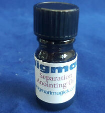 Separation Anointing Oil 5ml - Magickal Oil - Separate relationships! HOODOO
