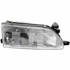 1993 1994 1995 1996 1997 TOYOTA COROLLA HEADLIGHT LAMP RIGHT PASSENGER SIDE