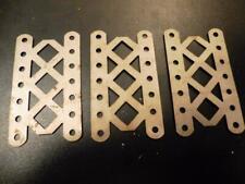 Meccano 3 níquel 3.5 X 2 Pulgadas de las vigas en Celosía no 97