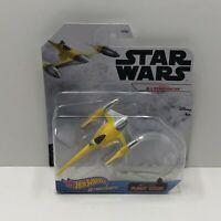 Naboo N-1 Starfighter Hot Wheels Star Wars Starships 2020 Disney Die-Cast