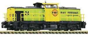 Fleischmann N 721015 Diesellok 24 der Rotterdam Rail Feeding - NEU + OVP